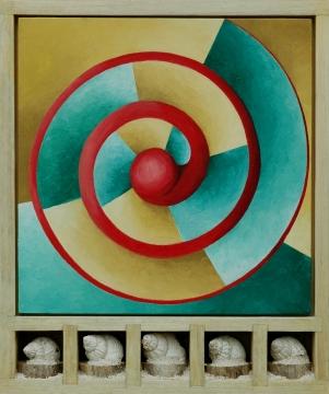 Archimedian Spiral